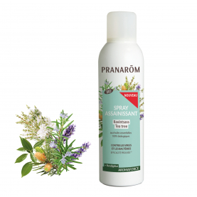 Spray assainissant - 150 ml | Pranarôm