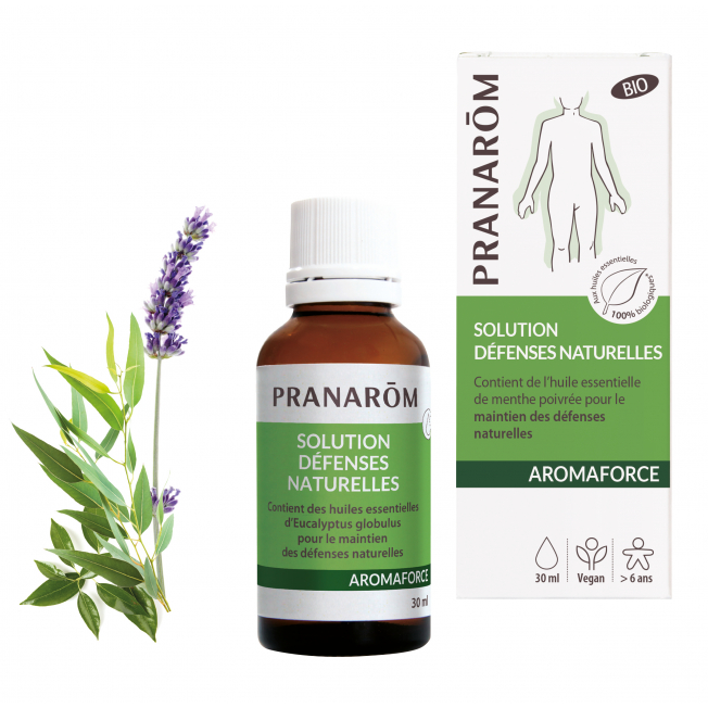 Solution - Défenses naturelles - 30 ml | Pranarôm