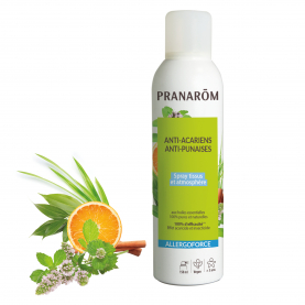 Spray Anti-acariens - Anti-punaises - 150 ml | Pranarôm
