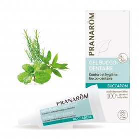 Gel bucco-dentaire - 15 ml | Pranarôm