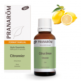 Citronnier - 30 ml | Pranarôm