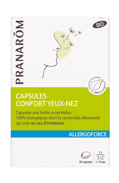 capsules confort allergoforce
